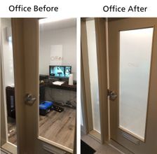Office before after combined